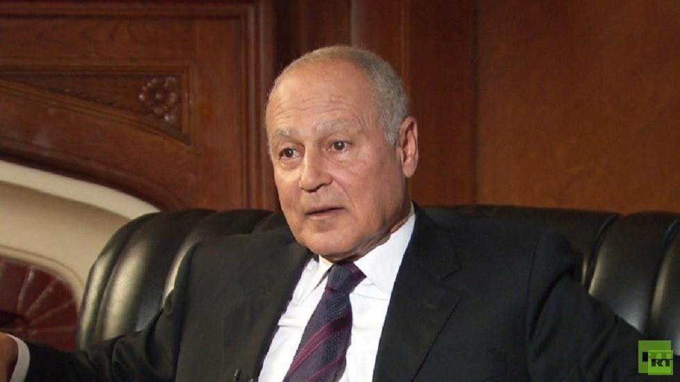 الأمين العام للجامعة العربية