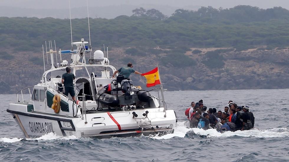 الحرس المدني الإسباني
