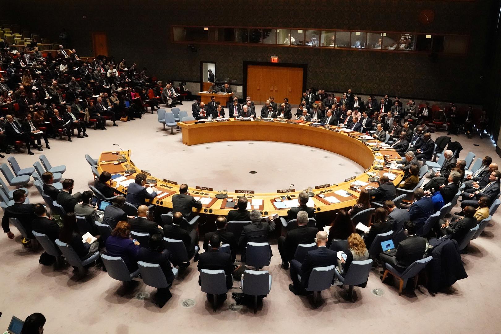 السعودية في رسالة لمجلس الأمن: سنتخذ إجراءات عاجلة لردع هجمات الحوثيين