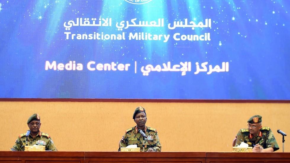 المجلس العسكري السوداني يعلن إحباط مخطط للانقلاب عليه