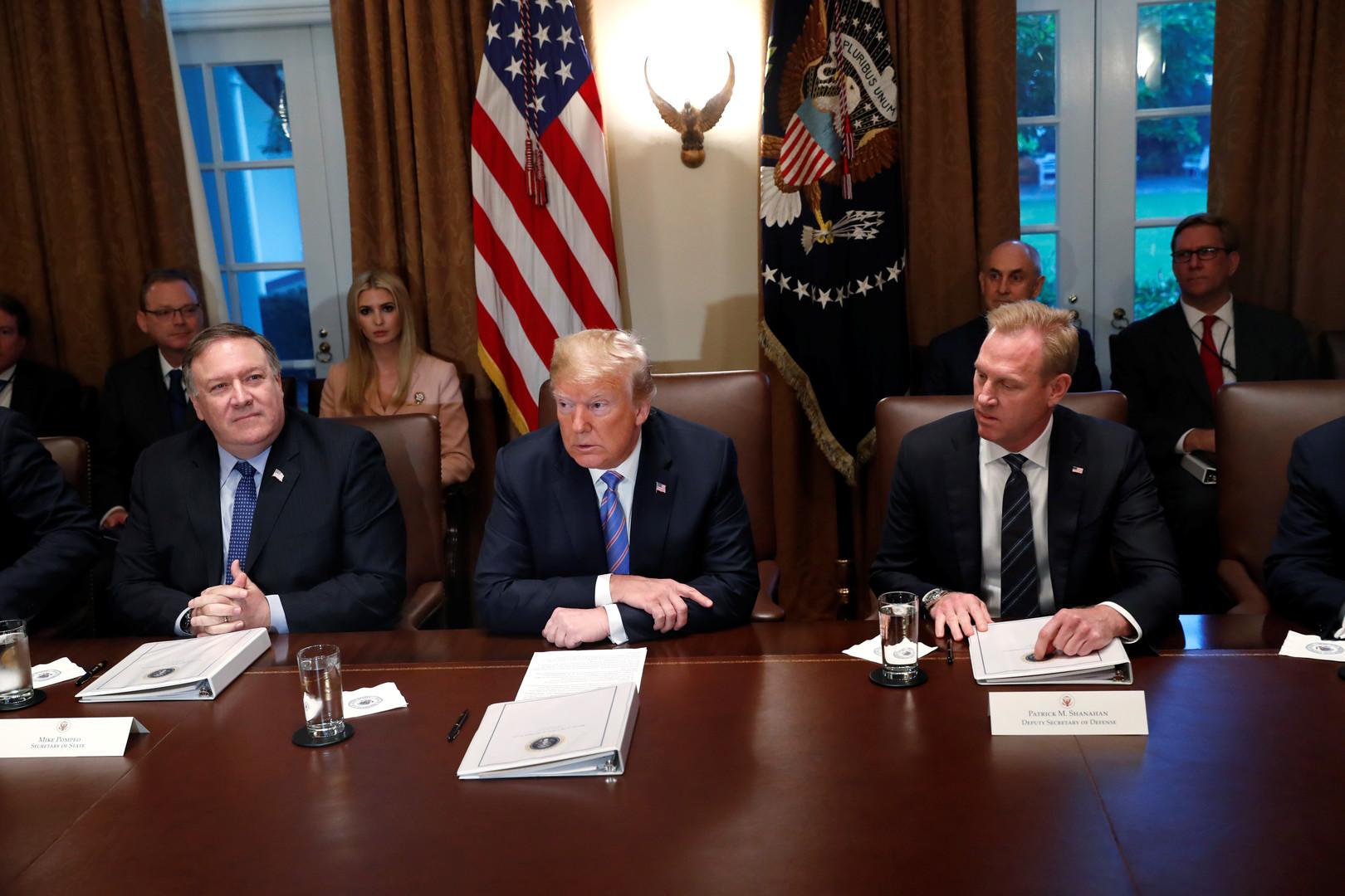إدارة ترامب تحذر من هجمات جديدة على ناقلات النفط وتناقش الخيارات في مضيق هرمز مع حلفائها