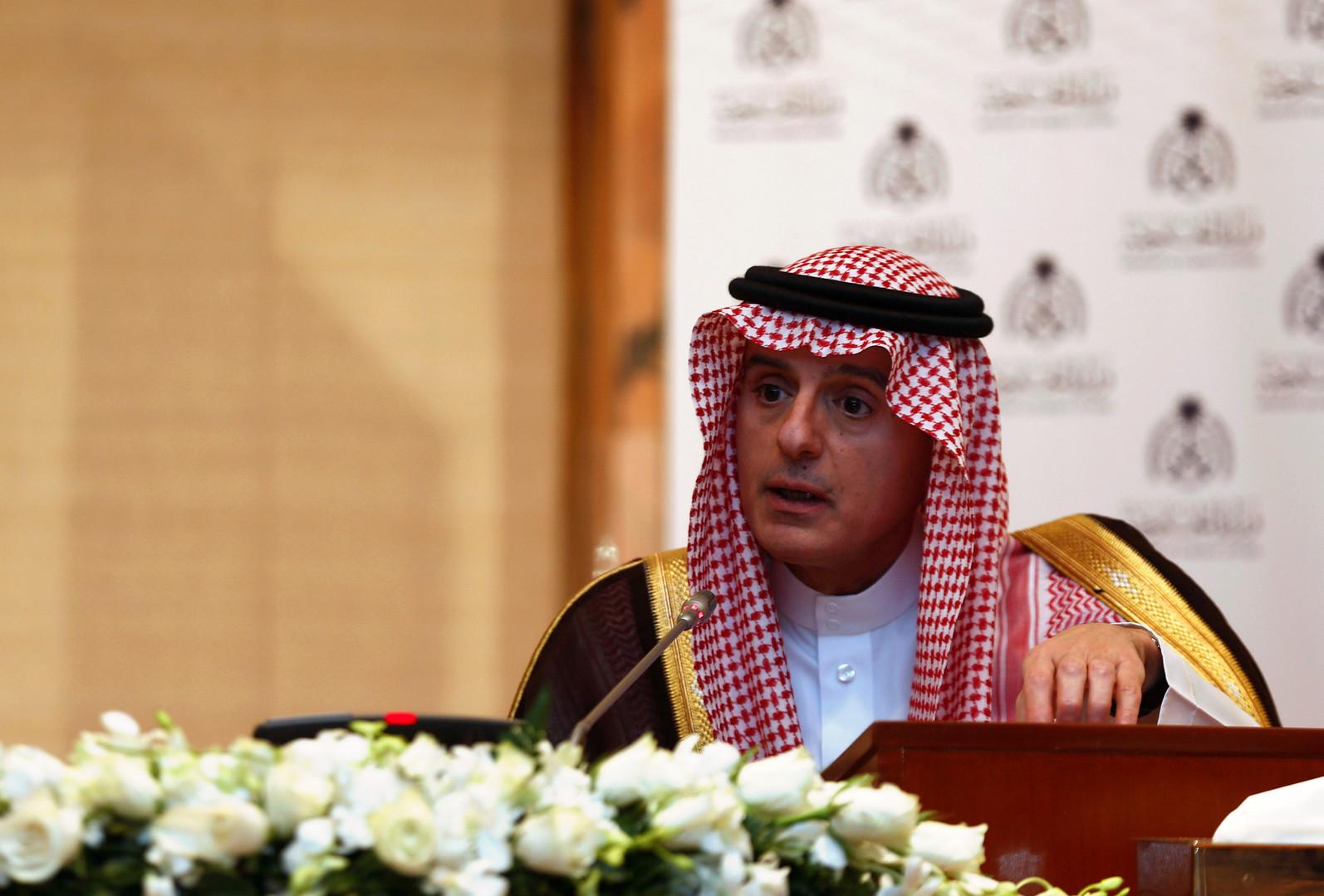 الجبير حول مشاركة السعودية في حرب محتملة على إيران: نحن حلفاء واشنطن ونقف كتفا إلى كتف معها