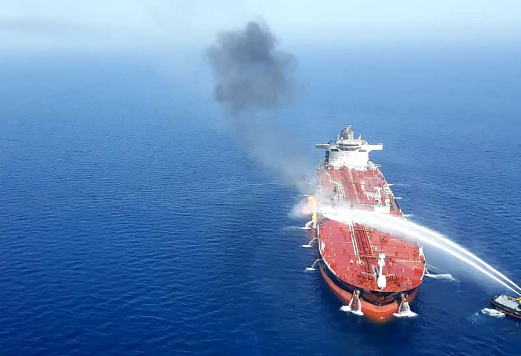 صاحب إحدى ناقلتي النفط المتضررتين في الخليج: لا معلومات موثوقا بها حول الحادث