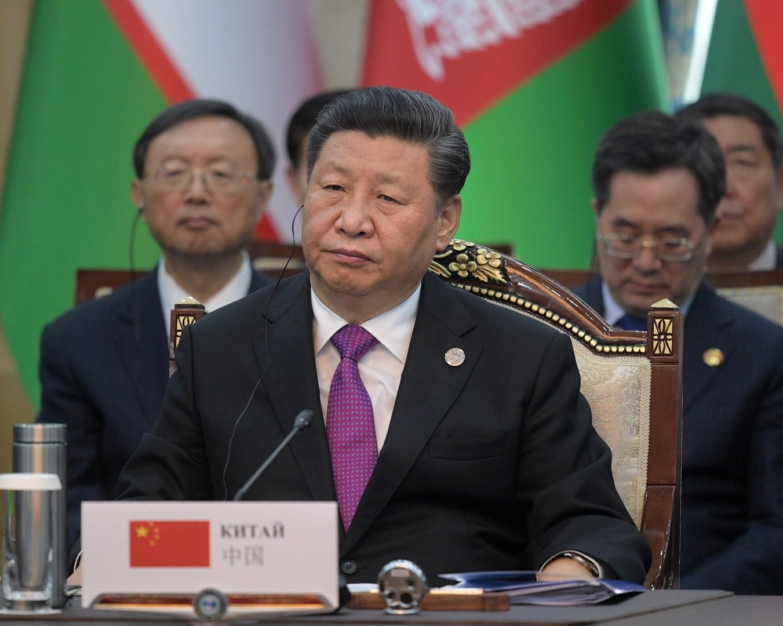 الرئيس الصيني: سنعمل على تطوير علاقاتنا مع إيران