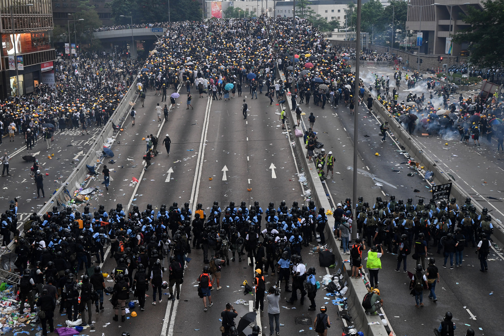 الولايات المتحدة.. حقوق الإنسان في هونغ كونغ ورقة ضغط على الصين