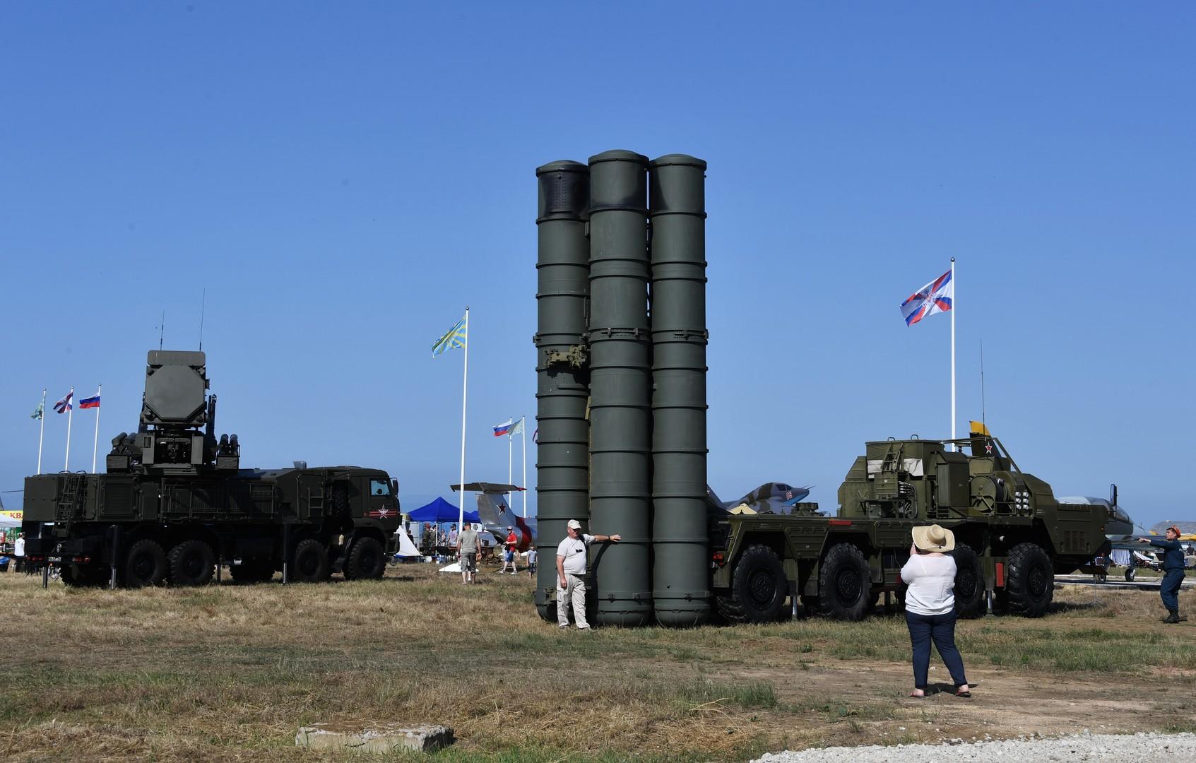 وزير الخارجية التركي: العقوبات الأمريكية المحتملة لن تجبرنا على التخلي عن شراء أنظمة