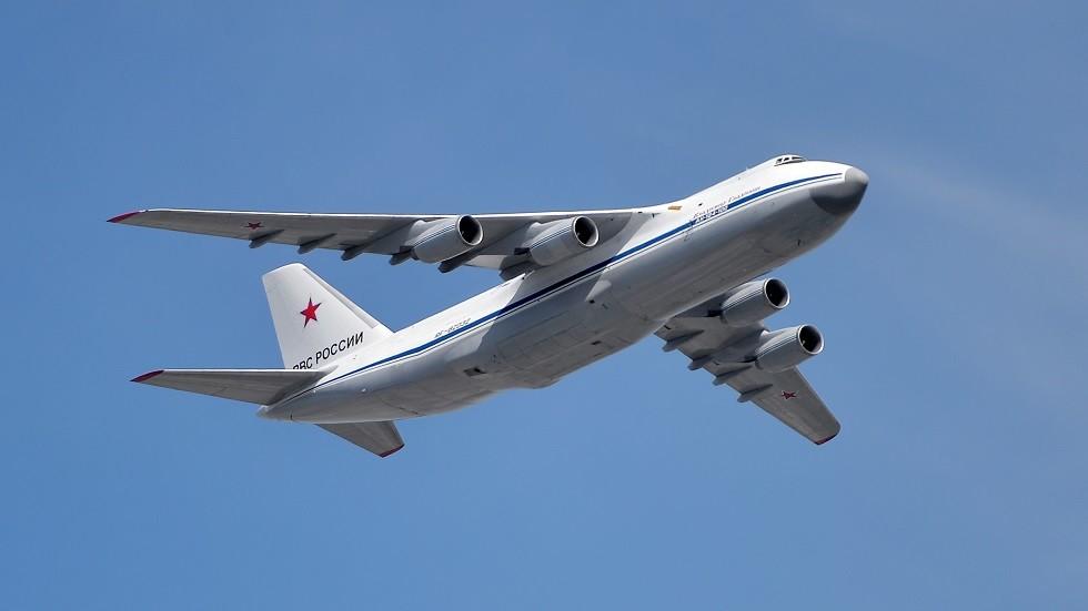 سلاح الجو الروسي يتسلم طائرة نقل عملاقة مطورة