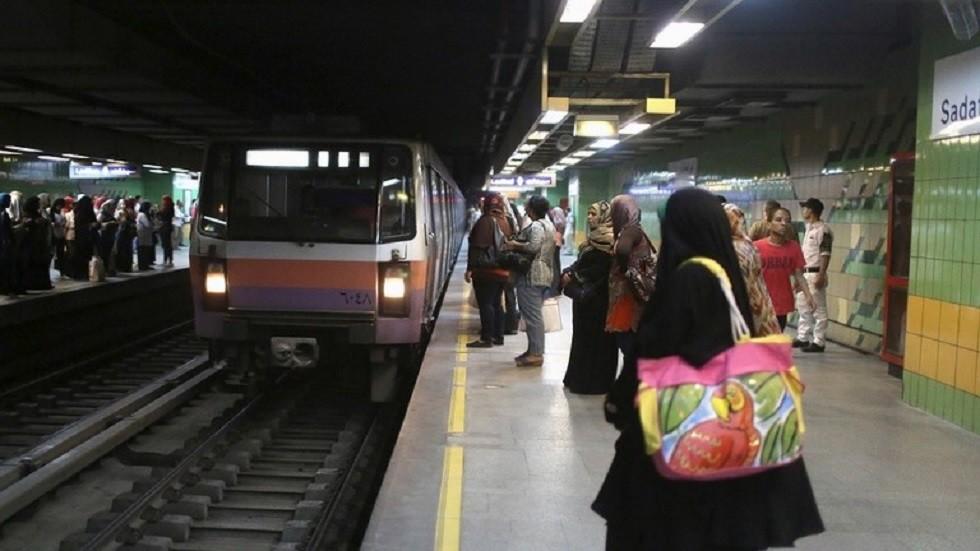 مترو الأنفاق في مصر