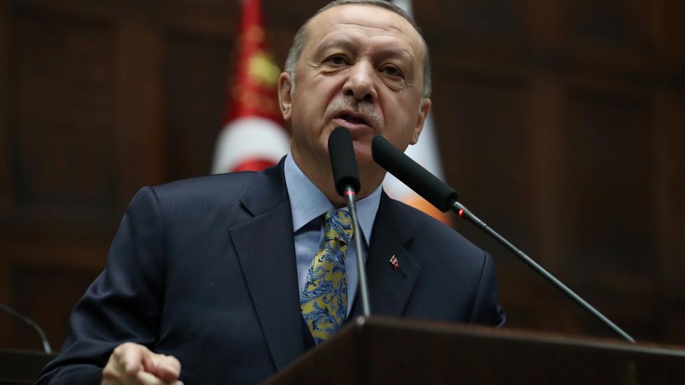 أردوغان: سنرد على استهداف قوات الأسد لنقاط المراقبة التركية في إدلب