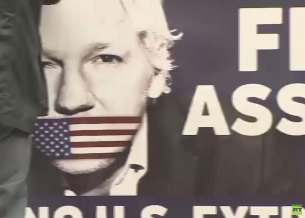 محكمة بريطانية تؤجل النظر بترحيل أسانج