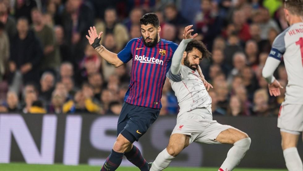 سواريز يكشف كواليس ما بعد هزيمة برشلونة أمام ليفربول