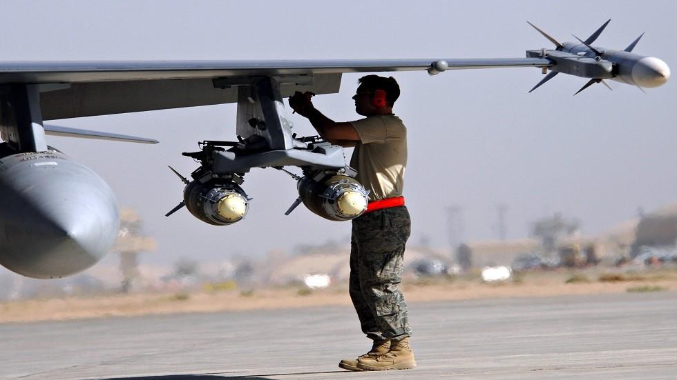 قذائف هاون تستهدف أكبر قاعدة جوية في العراق