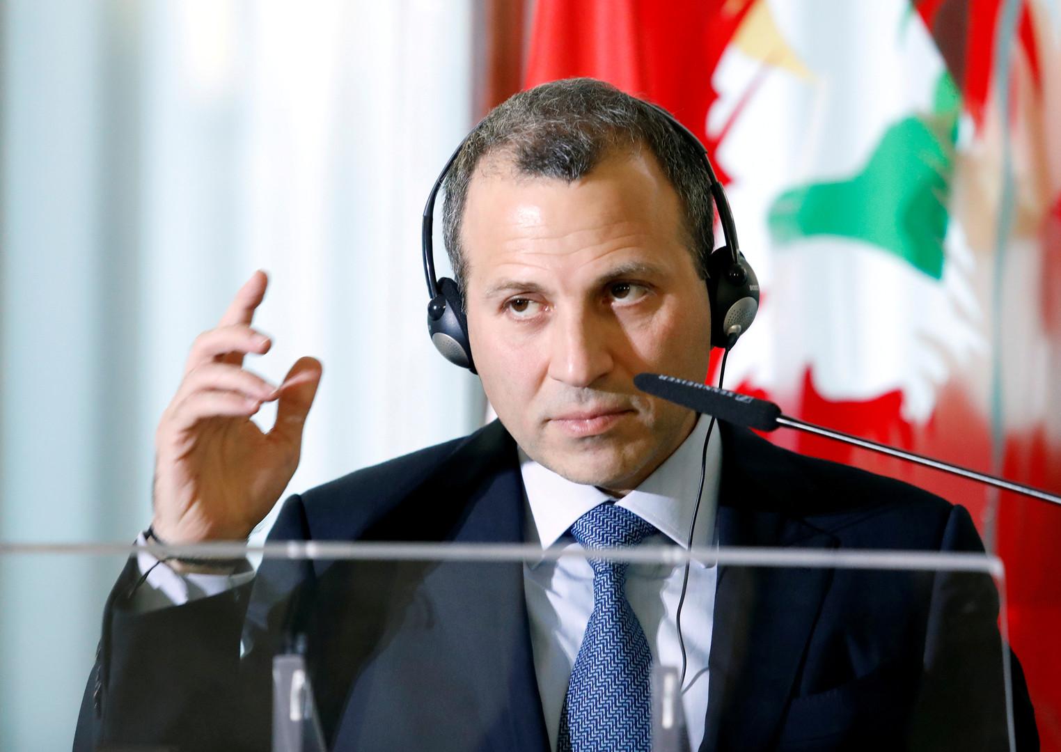 وزير خارجية لبنان: بإمكان غالبية اللاجئين السوريين العودة إلى وطنهم دون أي مخاوف أمنية