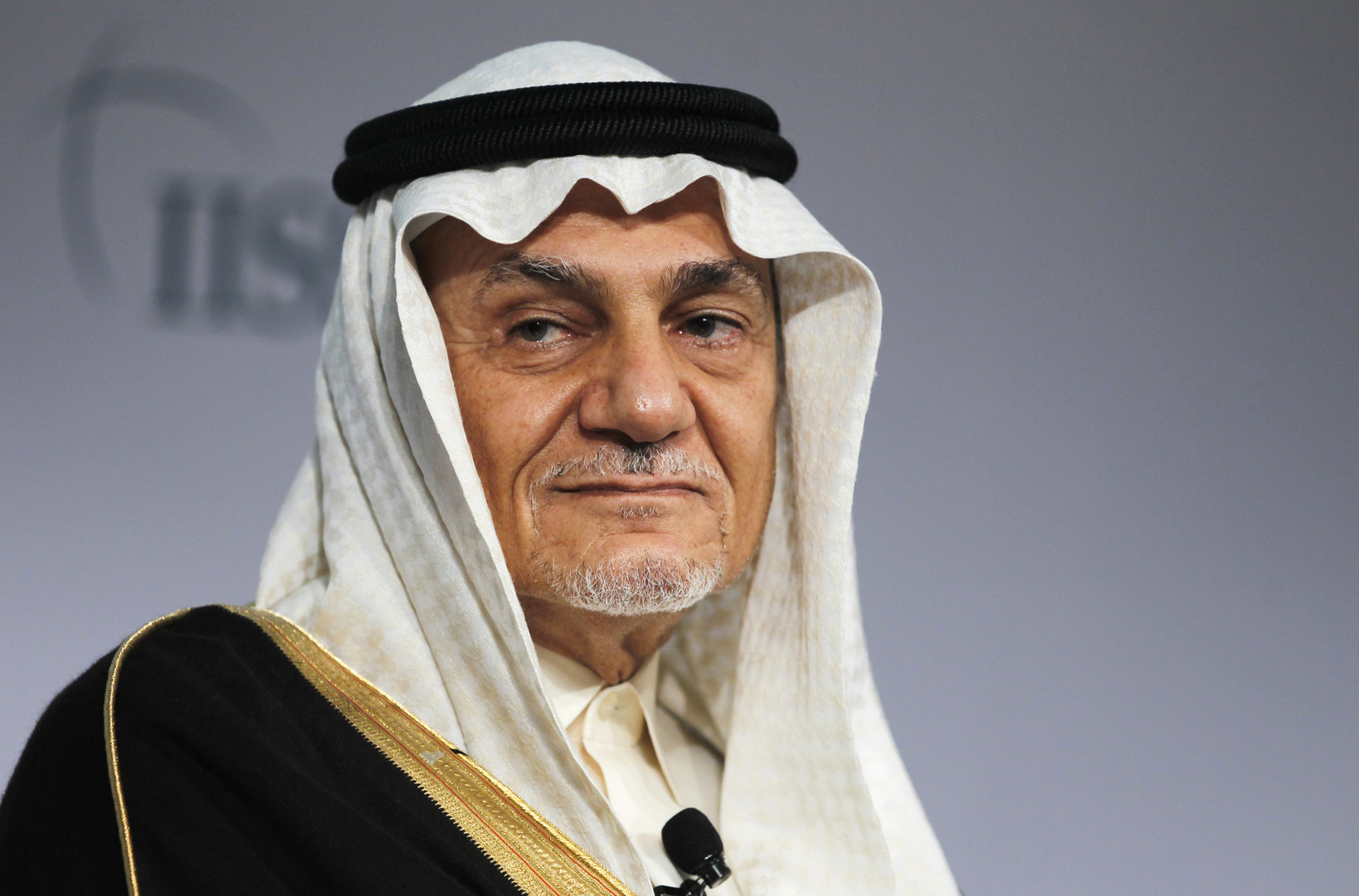رئيس الاستخبارات العامة السعودية الأسبق، الأمير تركي الفيصل