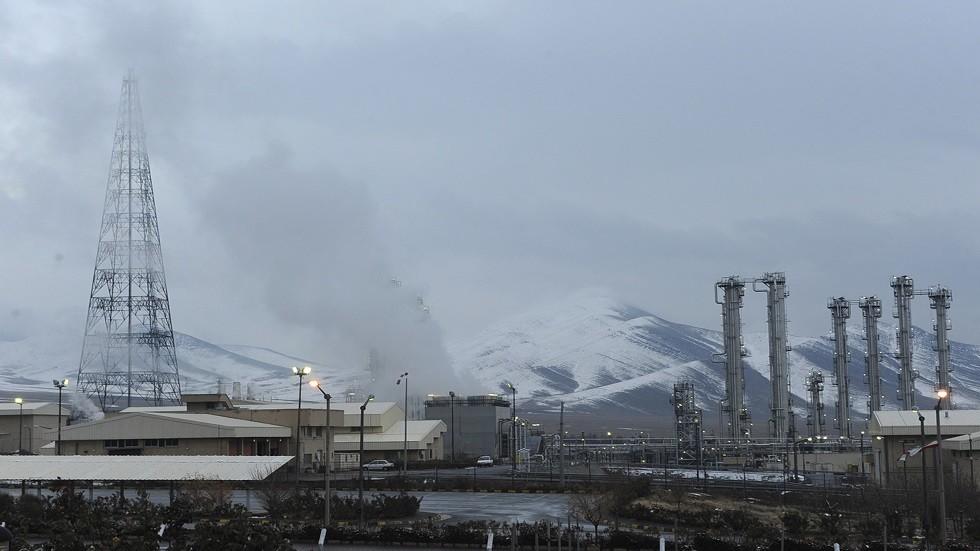 إيران تعلن الخطوة التالية لتخفيض التزاماتها في الاتفاق النووي