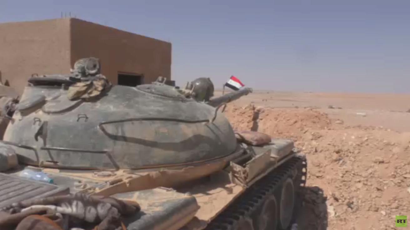 الجيش السوري: استهدفنا جبهة النصرة بحماه