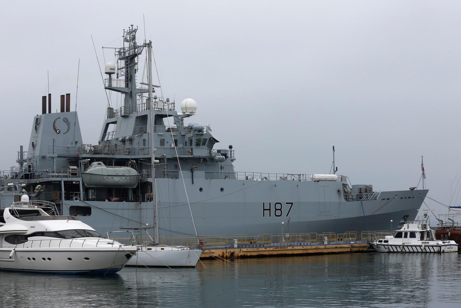 الحكومة البريطانية تعلن إرسال 100 عسكري من قواتها البحرية إلى الخليج
