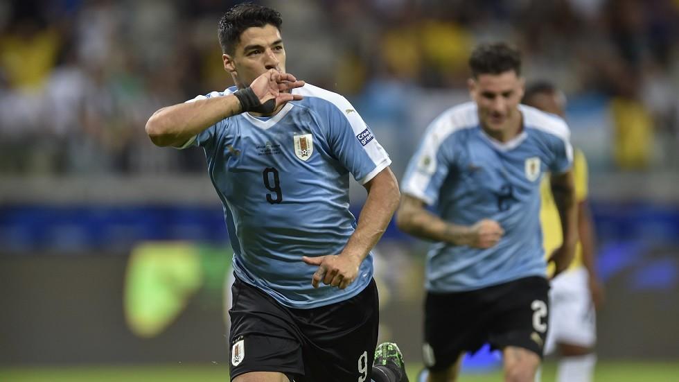 الأوروغواي تقسو على الإكوادور في