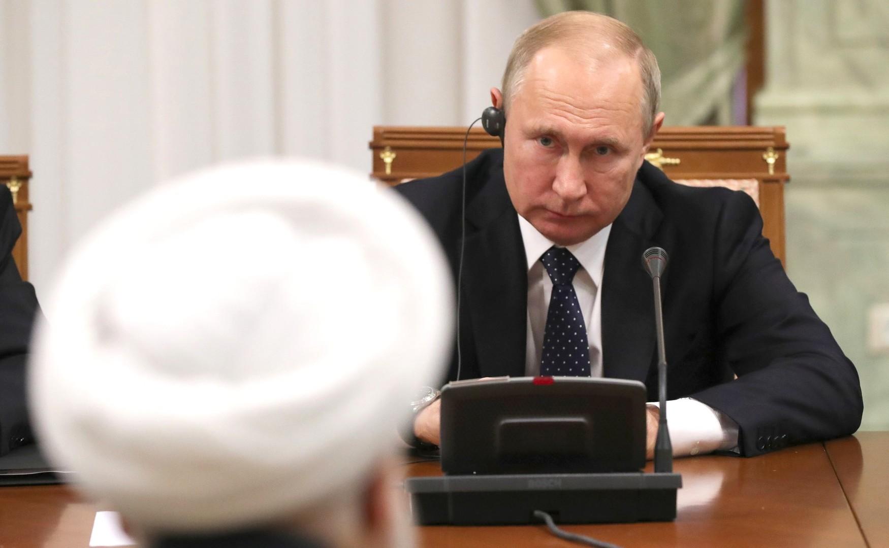 روسيا والورقة الإيرانية