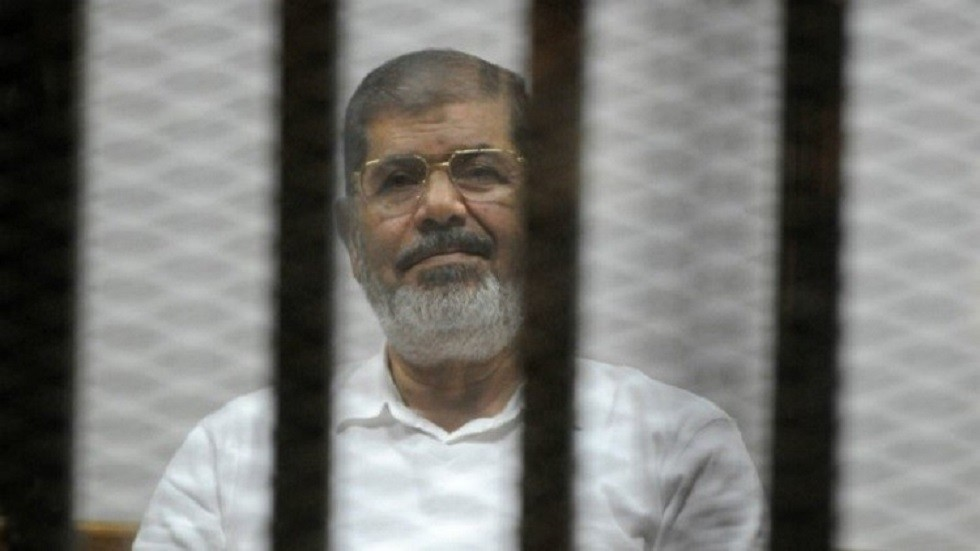 الرئيس المصري الأسبق محمد مرسي