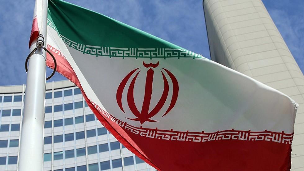 العلم الإيراني - أرشيف -
