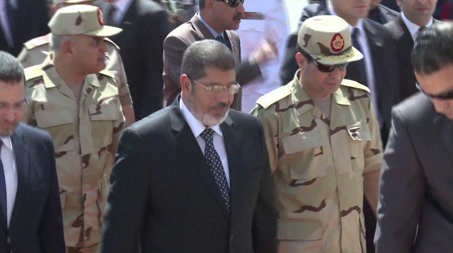 محطات في حياة الرئيس المصري الأسبق محمد مرسي