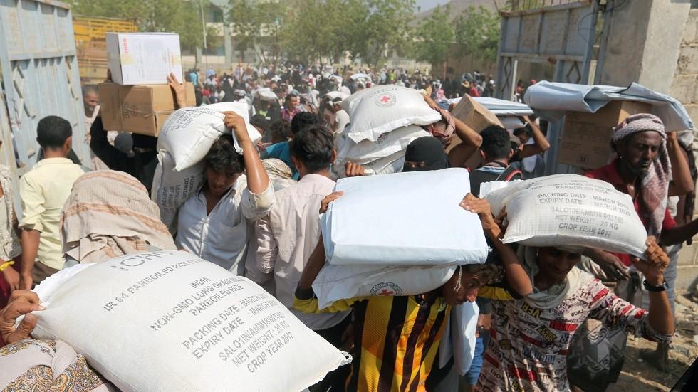 الأمم المتحدة تحذر من تعليق المساعدات لليمنيين