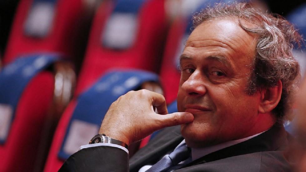 اعتقال ميشيل بلاتيني الرئيس السابق للاتحاد الأوروبي لكرة القدم بسبب
