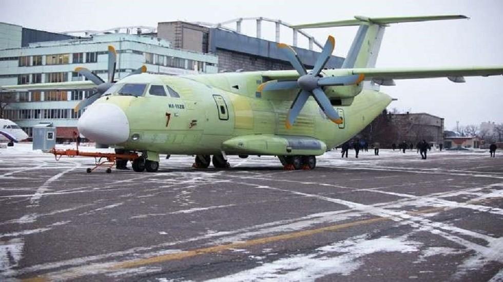 البدء بإنتاج طائرتي النقل