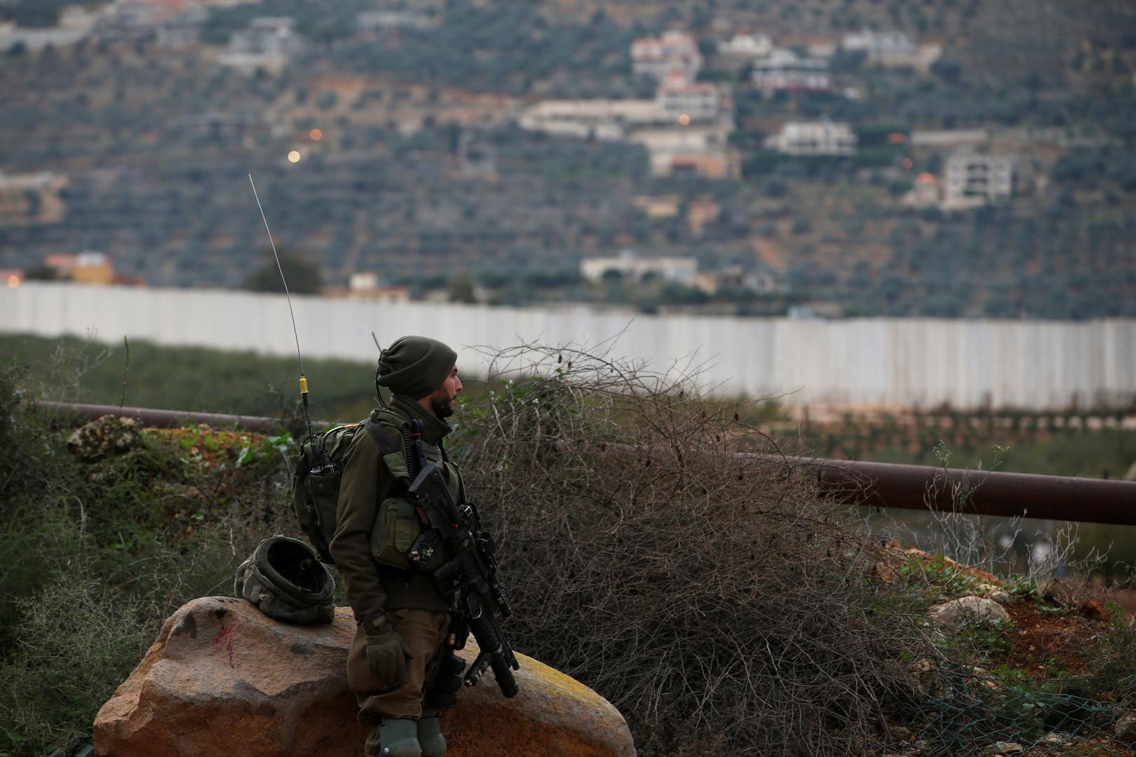 الجيش الإسرائيلي يطلق صافرات