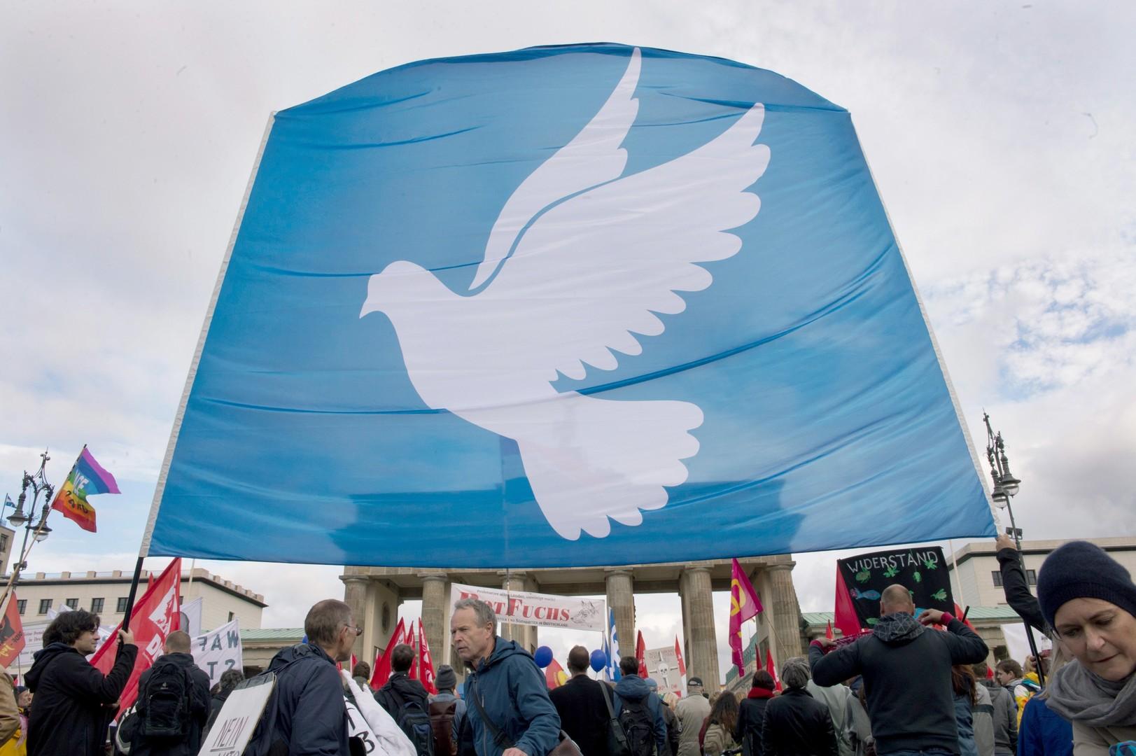 مؤشر حب السلام: لماذا وضعوا روسيا إلى جانب الكونغو وليبيا؟