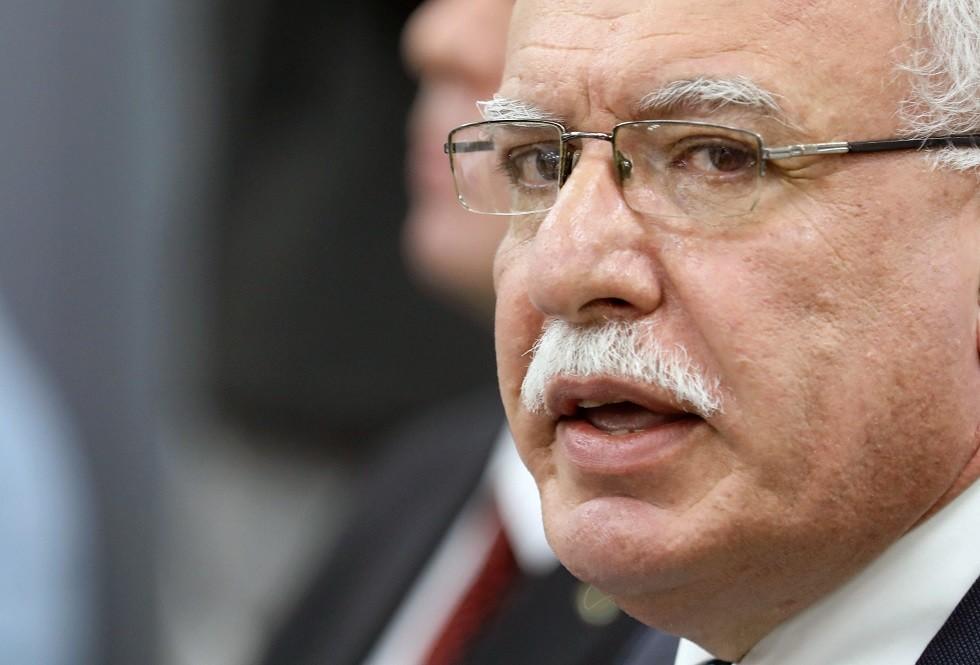 فلسطين: تحريض أردان ضد الرئيس عباس يزيدنا إصرارا على إسقاط