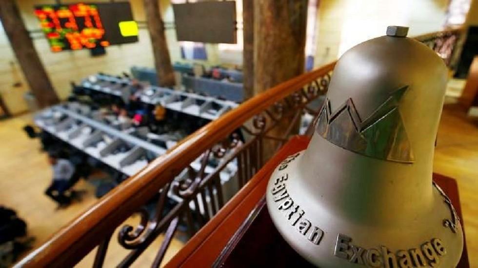 البورصة المصرية تخسر 3.3 مليار جنيه