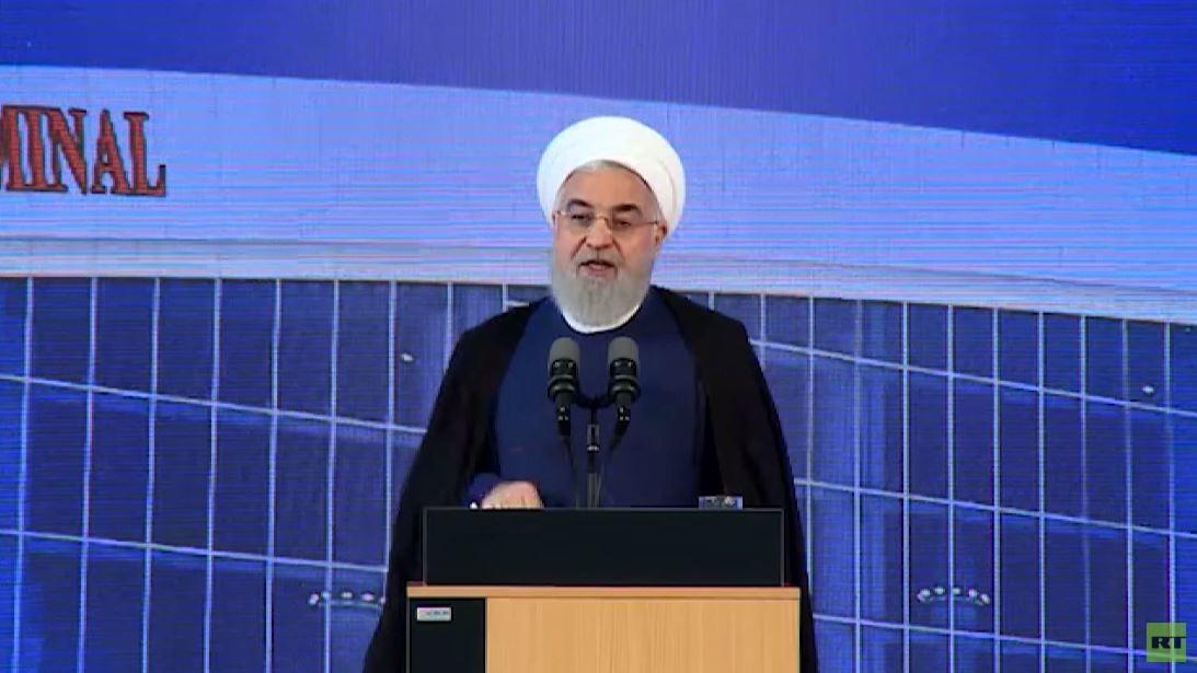 روحاني: لن نشن حربا ضد أي دولة