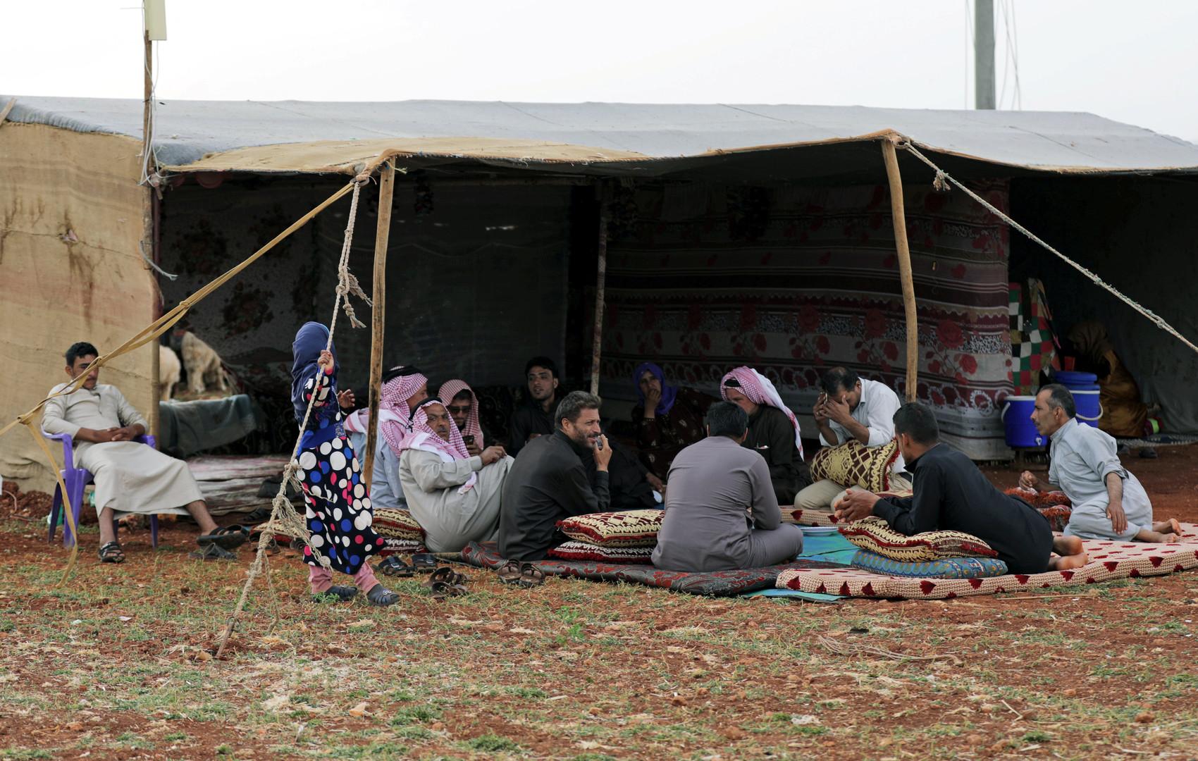 روسيا وسوريا تتهمان الأمم المتحدة بالتقليل من حجم الكارثة الإنسانية في مخيم الهول