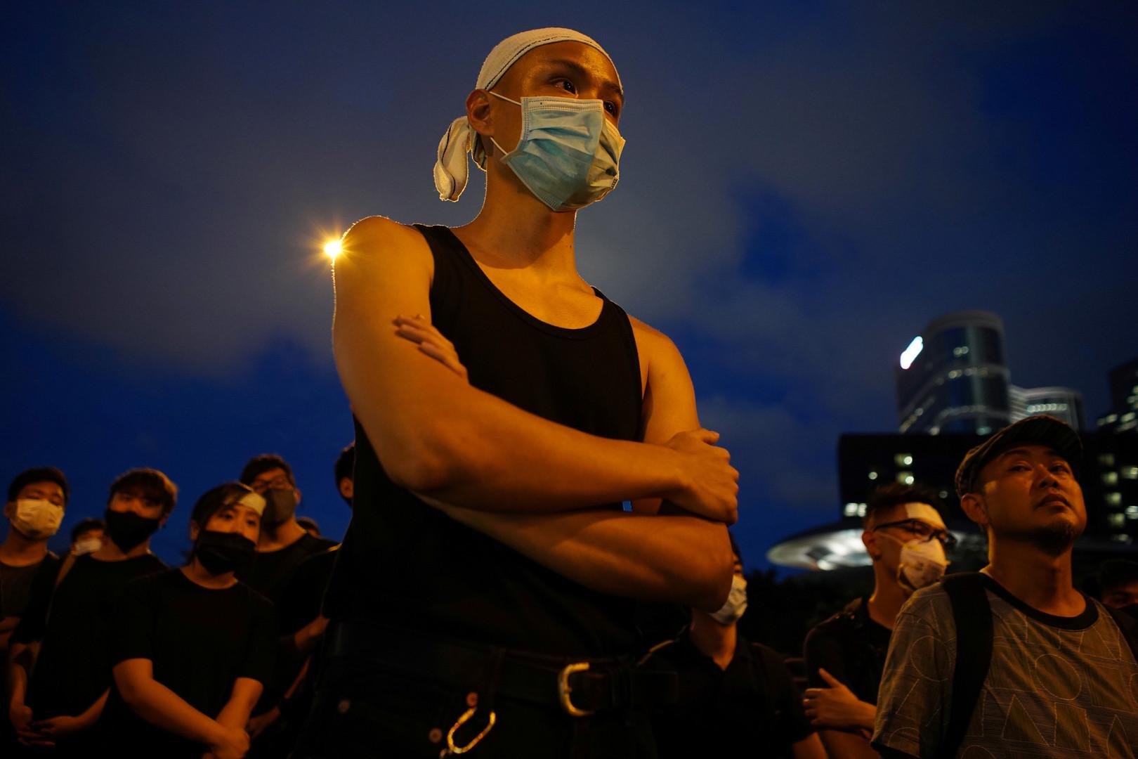 احتجاجات هونغ كونغ: واشنطن تلوّح بورقة حقوق الإنسان في وجه الصين