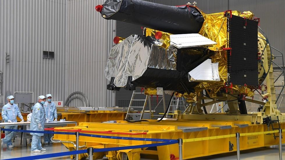 روسيا ترسل مرصدا متطورا  إلى الفضاء