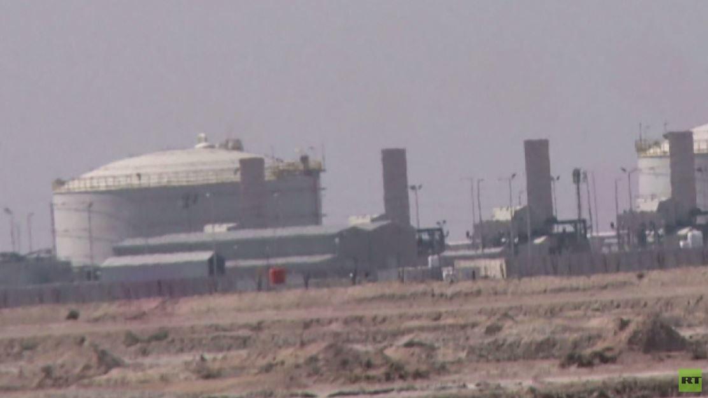 سقوط صاروخ قرب مقرات شركات نفطية بالبصرة