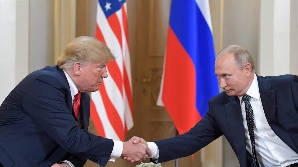 ترامب يؤكد نيته لقاء بوتين على هامش العشرين في اليابان