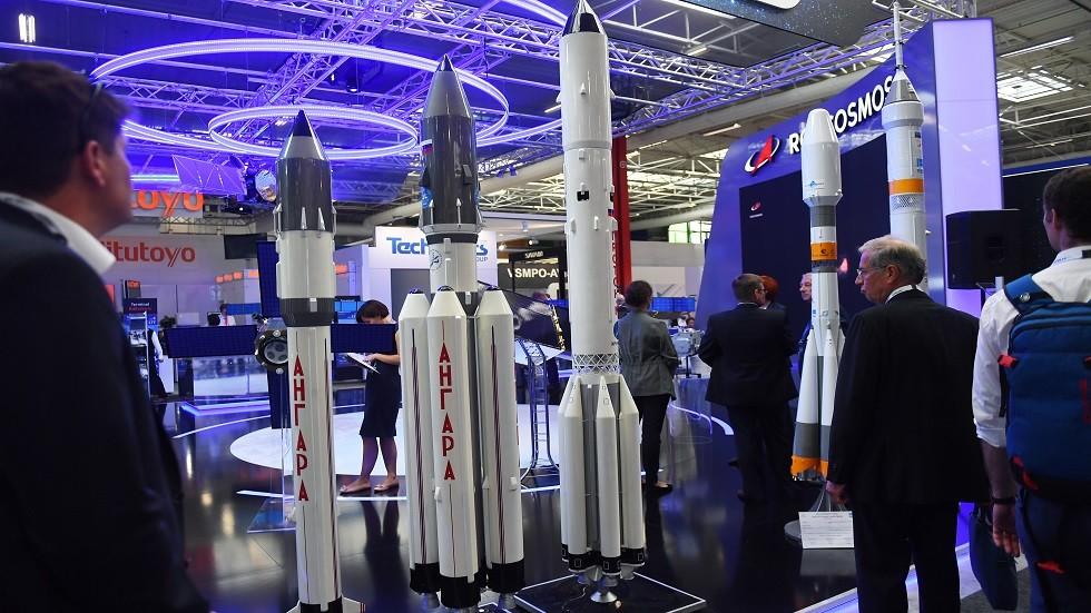 روسيا تستعرض تقنيات فضائية جديدة في معرض