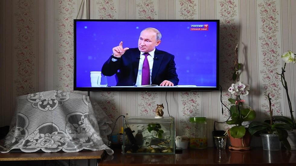 الحوار التلفزيوني المباشر بين الرئيس والشعب