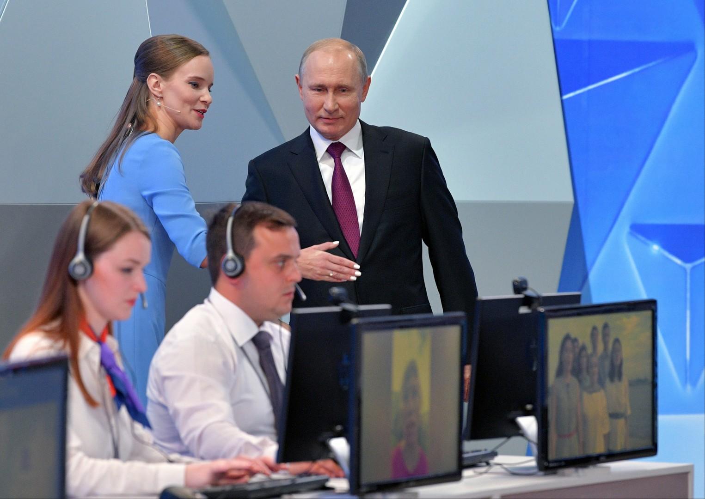 الرئيس الروسي: نستهدف مضاعفة صادراتنا الزراعية بحلول 2024