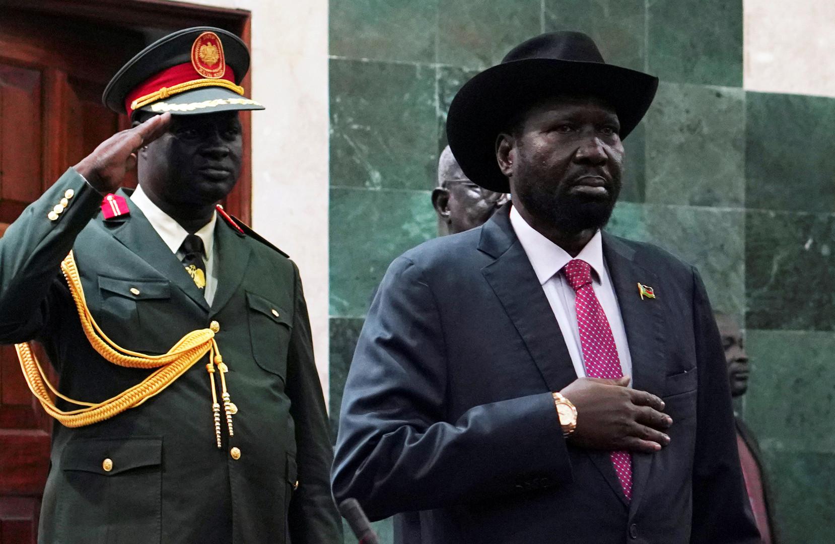 رئيس جنوب السودان سيلفا كير- أرشيف