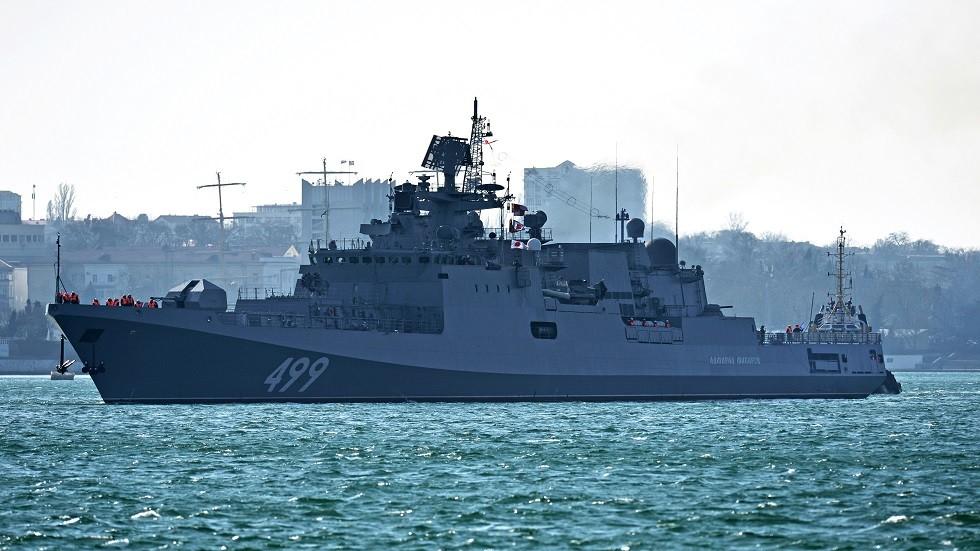 روسيا تعزز أسطول البحر الأسود بسفن وغواصات متطورة