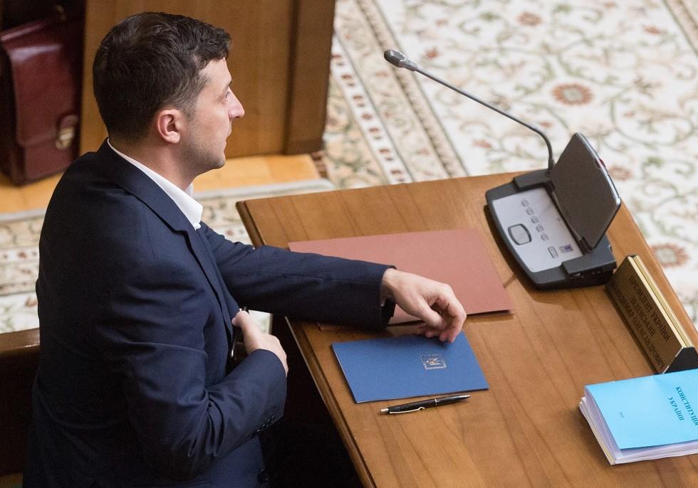 محكمة أوكرانية: مرسوم حل البرلمان يتناسق مع الدستور