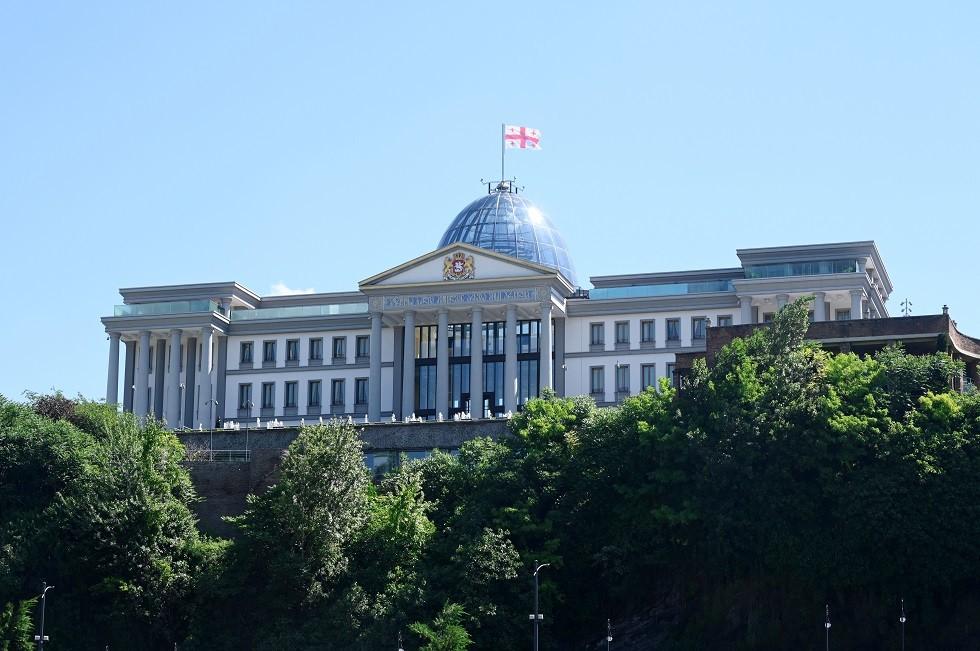 الاعتداء على وفد روسي في جورجيا