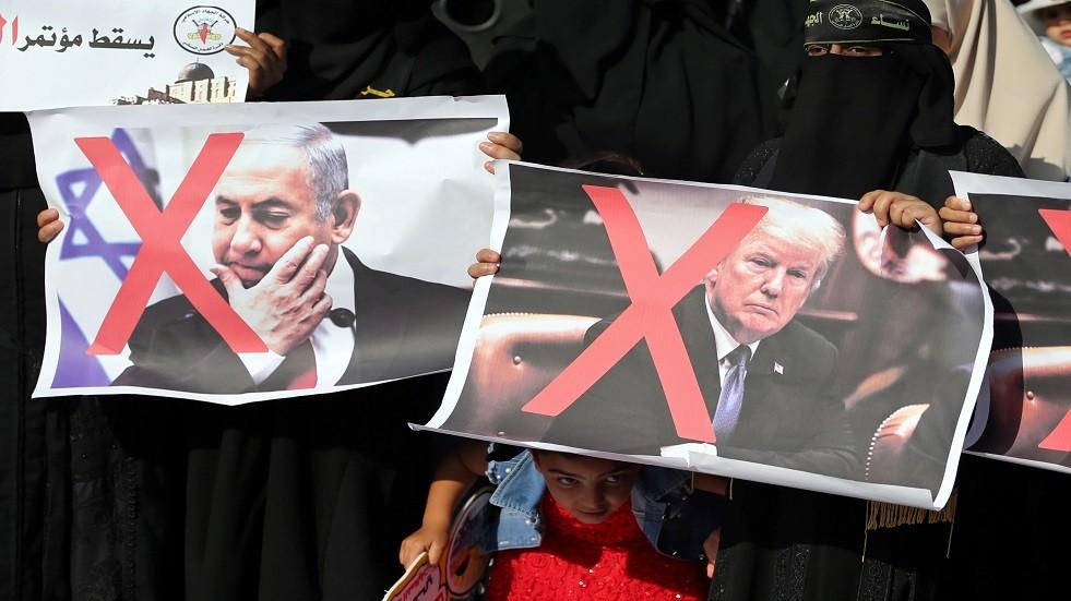 المسودة الأولية لبرنامج مؤتمر البحرين.. تمثيل ضعيف رغم حضور صهر ترامب