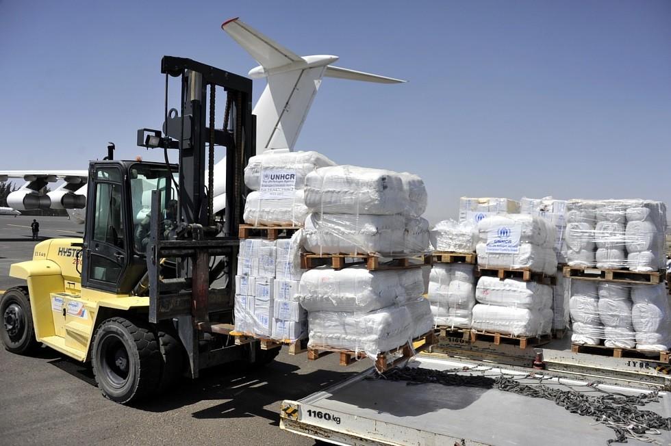برنامج الغذاء العالمي يعلق مساعداته لصنعاء بسبب خلاف مع الحوثيين