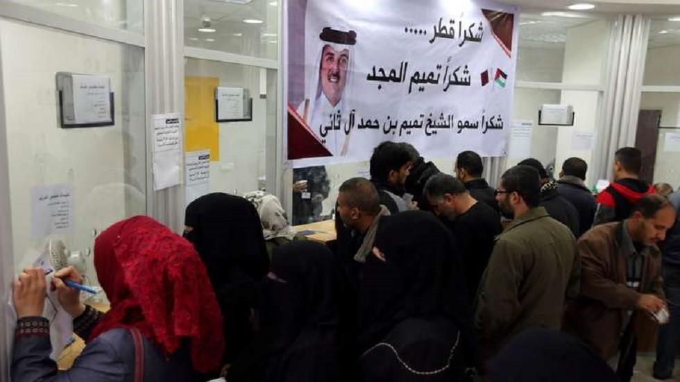 دفعة مالية قطرية لـ 60 ألف عائلة في غزة