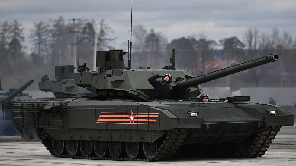 دبابة